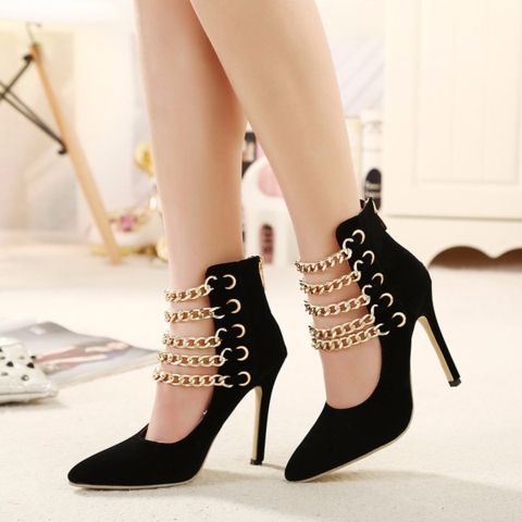 323 best Womens Heels images on Pinterest | Trendy shoes, Women's ...