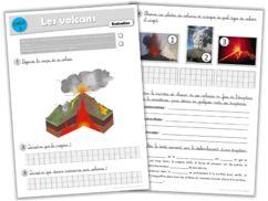 PDT Sciences n°1 - Les volcans - Evaluation