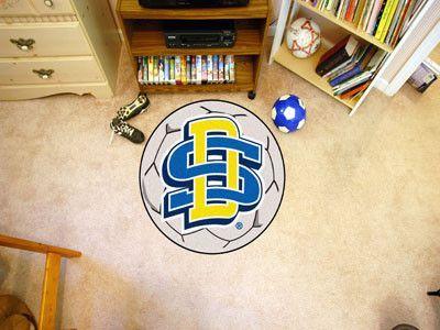 Soccer Ball Mat - South Dakota State University Jackrabbits