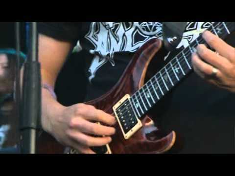 Opeth - Heir Apparent (Wacken Live 2008) - A brilliant performance of what I think is an under-appreciated song from the album Watershed, one of my favorite albums of all time.