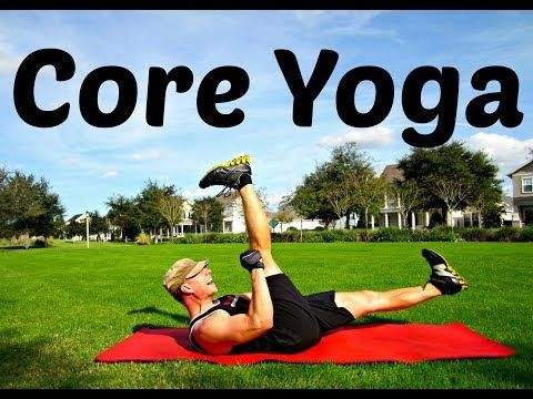 yoga abs and core 30 minute workout  beginner yoga