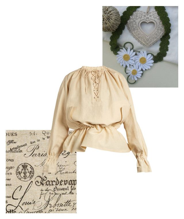 """""""rustic bliss"""" by tatianagavrilova on Polyvore featuring moda, Country Curtains, J.W. Anderson e rustic"""