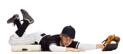 Baseball players are prone to a number of overuse injuries, primarily those affecting the shoulders, elbows and knees. In order to avoid injury and achieve maximum performance, all ballplayers should stretch out their muscles before beginning to play.