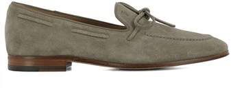 221ac9634bb Tod s Men s Beige Suede Loafers.