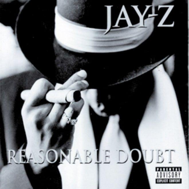 250. Jay-Z, 'Reasonable Doubt'  -  Roc-A-Fella, 1996