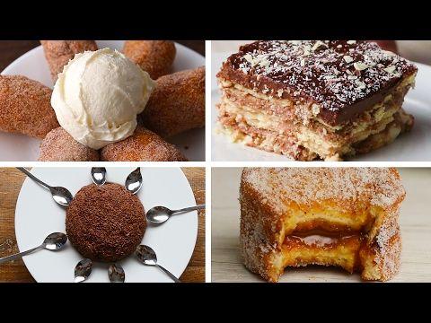(201) 6 Brazilian Desserts From Tasty Demais - YouTube