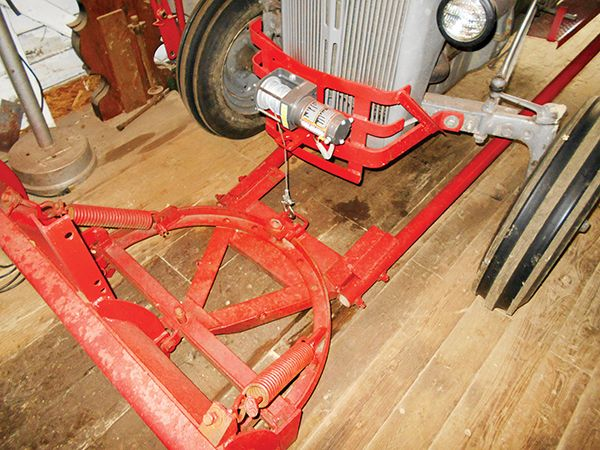Ford 8n Rear Wheel Assembly : Best images about tractor time on pinterest old