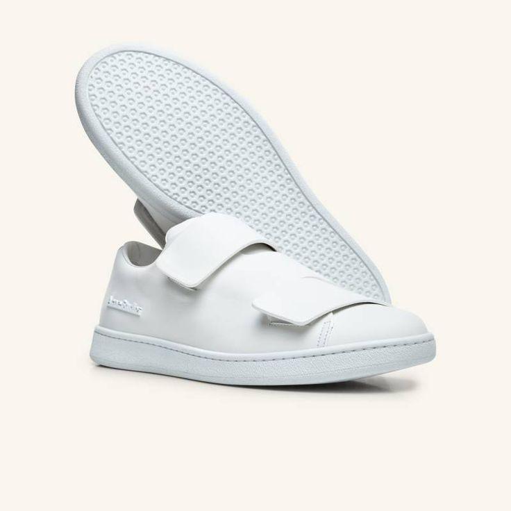 Acne Studios - Triple Lo Sneakers - white
