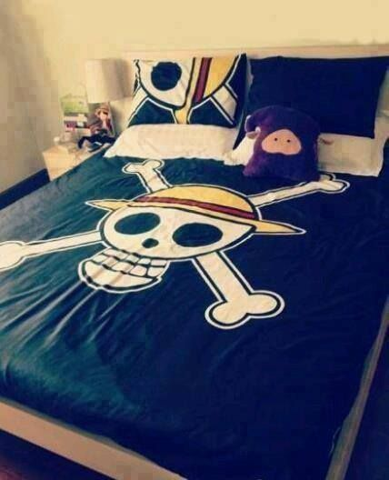 One Piece Bed :3. Amazing BedroomsOtaku ... Part 58