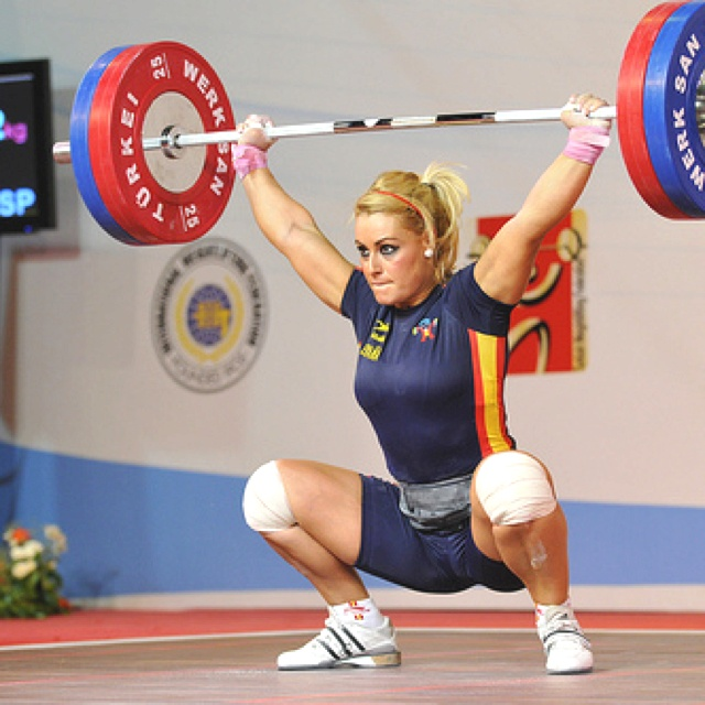 Perfekt Lidia Valentin Perez | Athletes I Love | Pinterest | Weightlifting,  Crossfit And Olympic Weightlifting