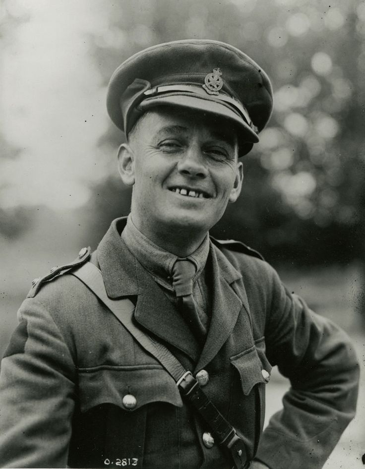 George Burdon McKean VC MC MM (4 July 1888 – 28 November 1926) was a Canadian WW1 recipient of the Victoria Cross. He was awarded this highest medal for bravery following action of April 27-28, 1918 during which he single singlehandedly cleared a communication trench killing several Germans and forcing others to retreat while all the while under intense counter-fire. He ironically perished after the war due to an industrial accident.