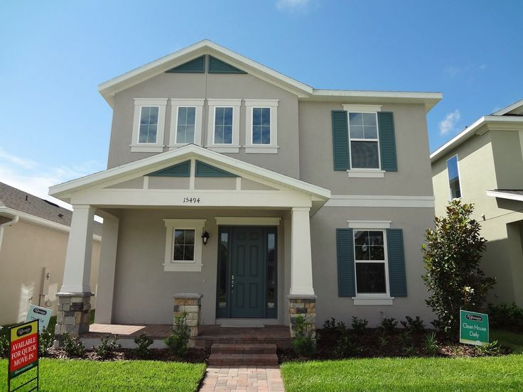 Winter Garden New Homes   The Highlands At Summerlake Groves   Sebring M.