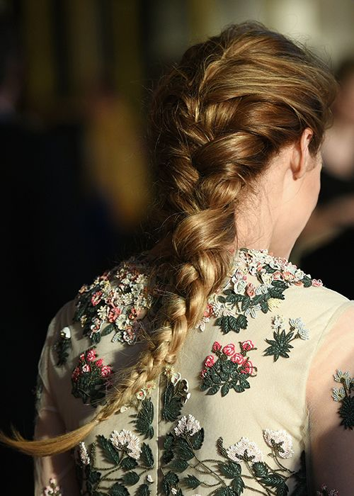 How-to Hairstyle: Sleek Braid