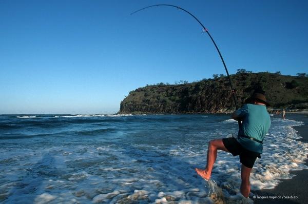 Sportfishing in Frazer Island - Australia 1995 via @MyMaxSea