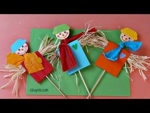 DIY, Como hacer un Espantapájaros, Scarecrow.