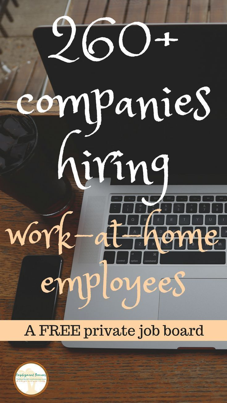 Stop paying to find a work-at-home job or remote-work to travel more. Find FREE legit jobs right here screened by the professionals for quality. Work from anywhere as a direct-hire, contract, freelance, or be your own boss.