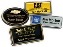 We provide different types of Personalised badges, Custom Name Badges, Conference Badges and different type of Corporate Badges at affordable prices. For more details visit our website or contact us at 1890 333 444.