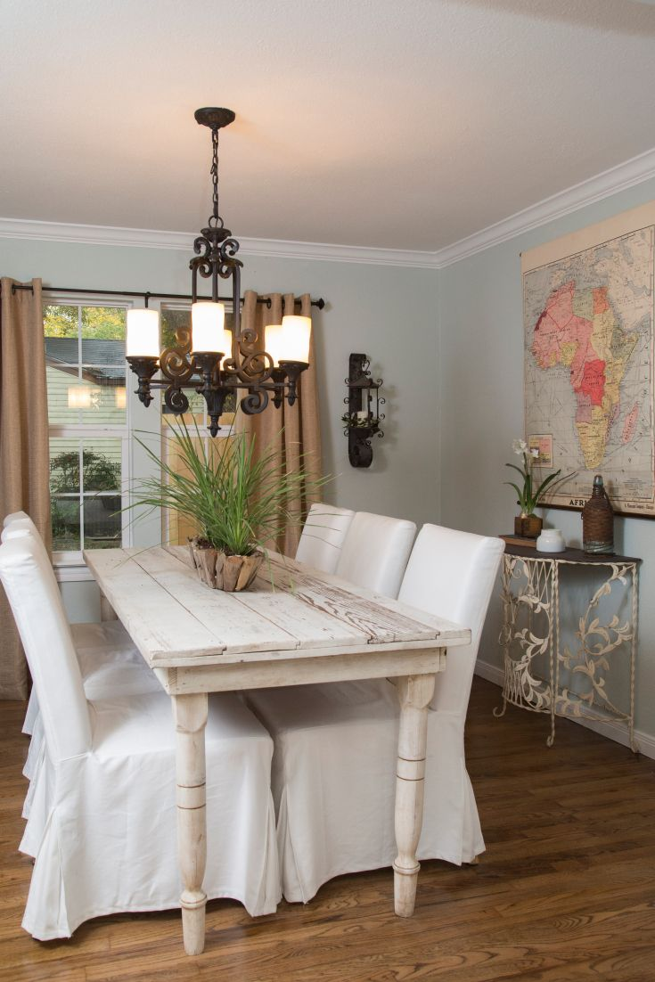 146 best magnolia homes hgtv 39 s fixer upper season 1 for Fixer upper dining room ideas