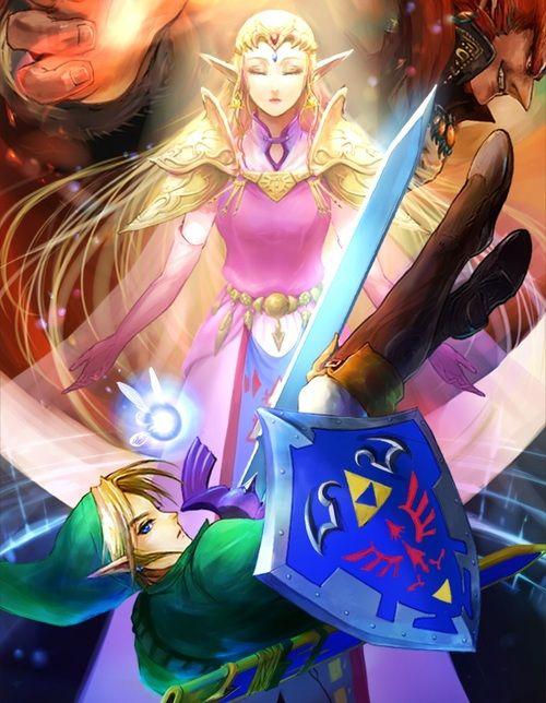 509 Best Legend Of Zelda Ocarina Of Time Artwork Images