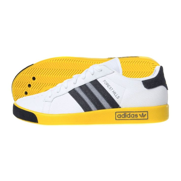 ADIDAS FOREST HILLS WOMEN/KIDS TRAINERS SHOES SIZE 4 5 5.5 WHITE