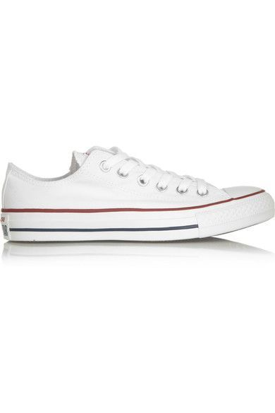 Converse - Chuck Taylor All Star Canvas Sneakers - Off-white