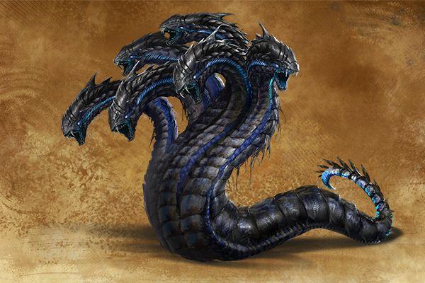 Loch Hydra Jaskiniowa | Might & Magic® Heroes 7