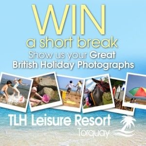Win a weekend break on the English Riviera - show us your Great British Holiday snaps!