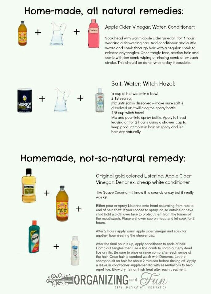 Home remedies. The 17 best images about LICE on Pinterest