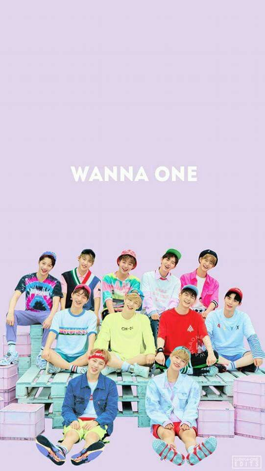 Wanna one wallpaper