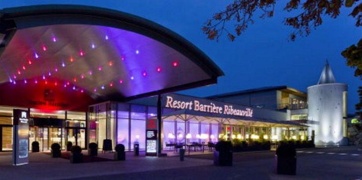 Casino Barrière de Ribeauvillé : Jeux de Tables, Poker et Machines à Sous