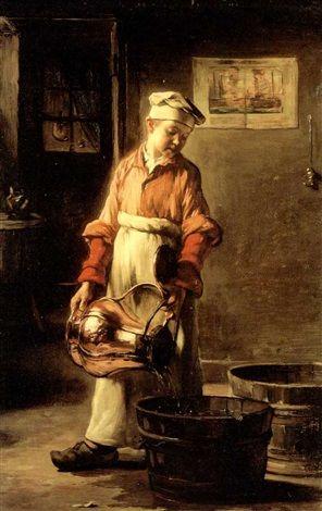 Le marmiton by Joseph Bail