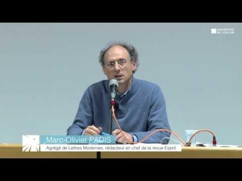 """Conférence """"Comment résister à la désinformation ?"""" de Marc-Olivier Padis - YouTube"""
