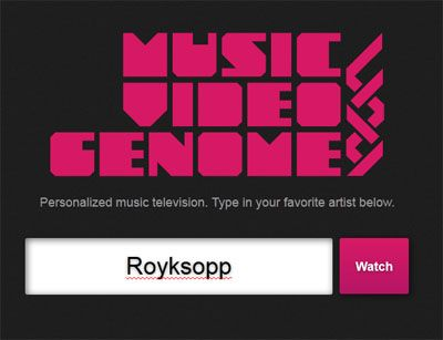 7 Places to Wach Free Music Videos Online: Music Video Genome