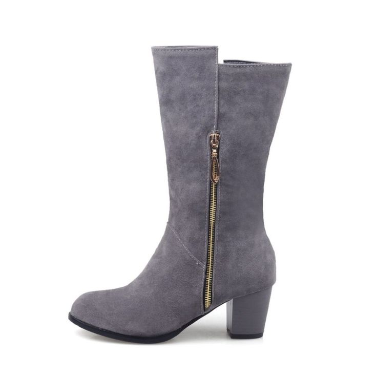 ReShop Store now has Chunky Heel Wide ... - #buy #sexy here http://www.reshopstore.com/products/chunky-heel-wide-calf-mid-calf-boot?utm_campaign=social_autopilot&utm_source=pin&utm_medium=pin