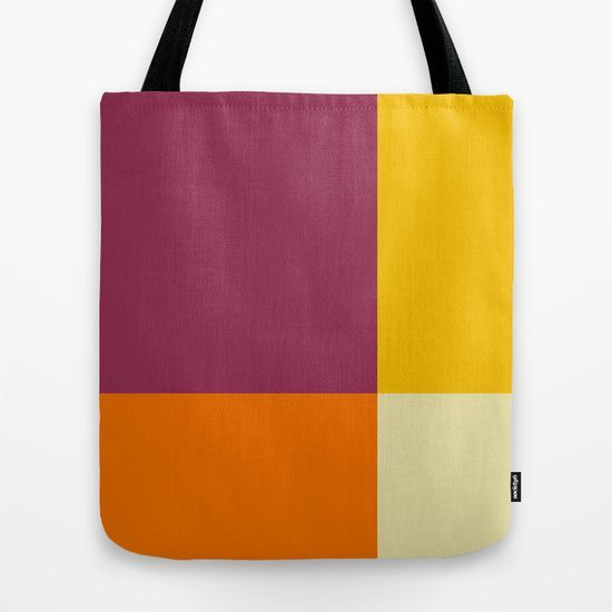 Available now at Society 6. Minimalist tote bag design. #design #grid #minimalist  #tote #bag