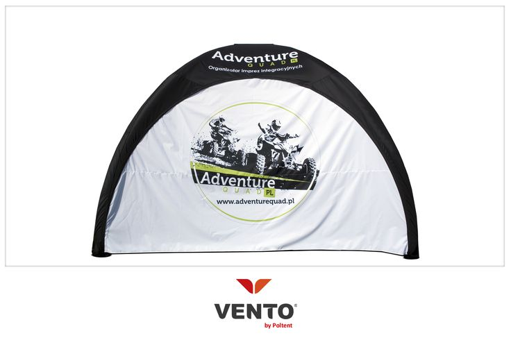 Namiot Vento - Adventure Quad