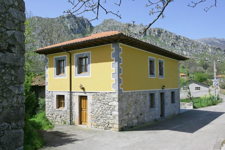 48 best casas de aldea asturias images on pinterest - Casas de aldea asturias ...