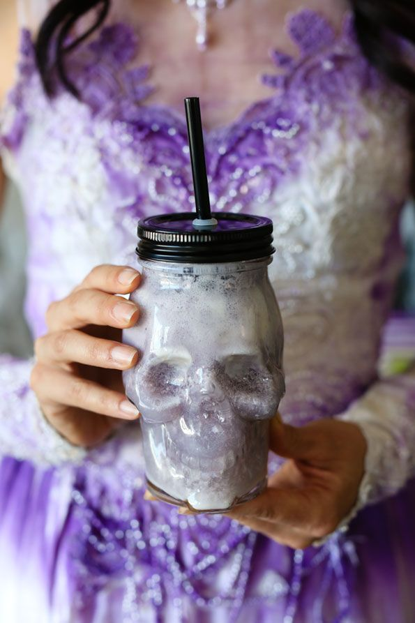 go all out for guests by serving a speciality drink this one is even easier adult halloweenhalloween party - Evite Halloween Party
