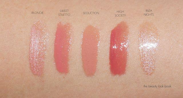 The Magnificence Look Guide: Charlotte Tilbury Lip Lustre Luxe Colour-Lasting Lip Lacque…