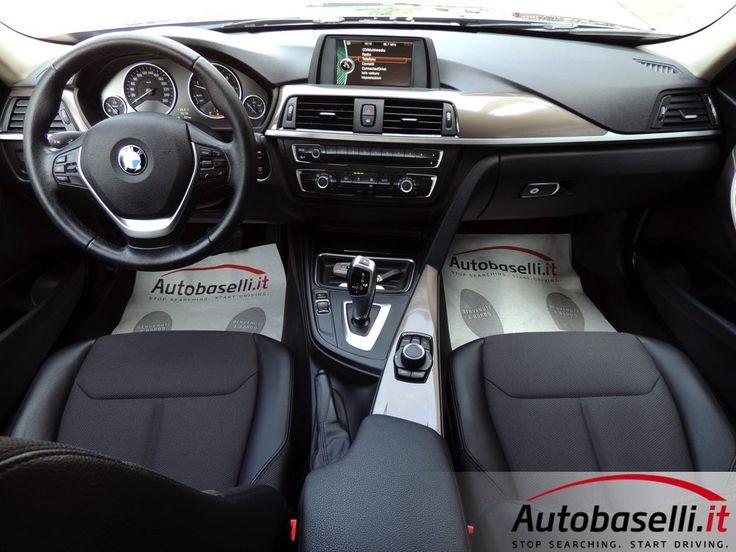 BMW 316 D MODERN STEPTRONIC Cambio automatico + Pelle + Fari Xeno + Bluetooth + Climatizzatore + Cerchi in lega 17 + Park…