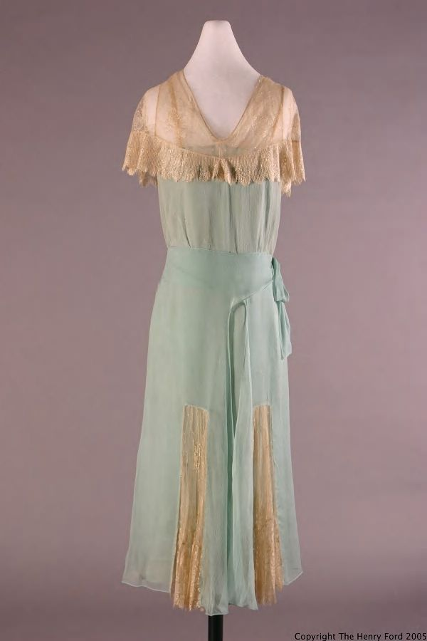 1920s Tea Dresses: a collection of Other ideas to try   Day ...