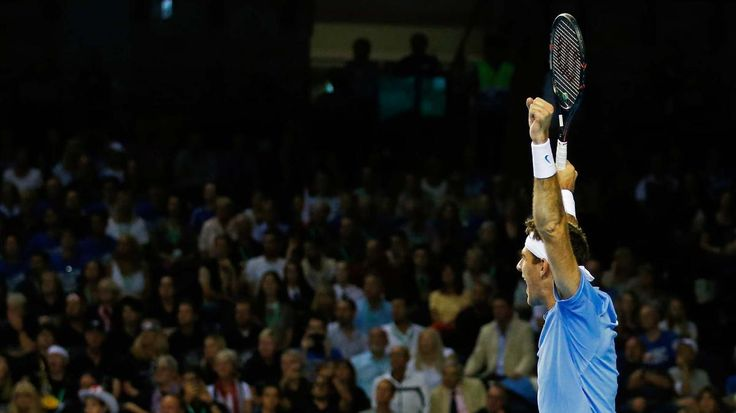 Cómo será la reconstrucción de Juan Martín Del Potro de cara a la final de la Copa Davis - Infobae.com