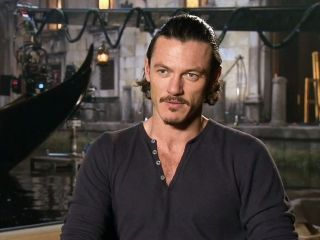 Luke Evans Three Musketeers | The Three Musketeers: Luke Evans On His Character Aramis