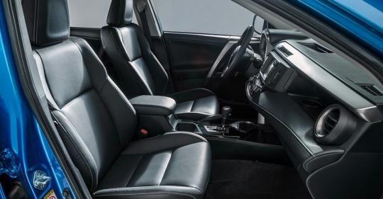Toyota RAV4 Hybrid 2016 #кроссоверы #мой_внедорожник #авто_новости #пикапы #джипы # 4х4