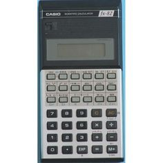 Casio fx-82 Scientific Calculator