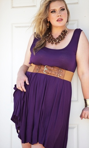 Gloria Dress SWAK Designs $39.99Purple Dresses, Dresses Jewels, Size Fashion, Plus Size Dresses, Gloria Dresses, Jewels Shades, Big Girls, Swak Design, Curvy Fashion