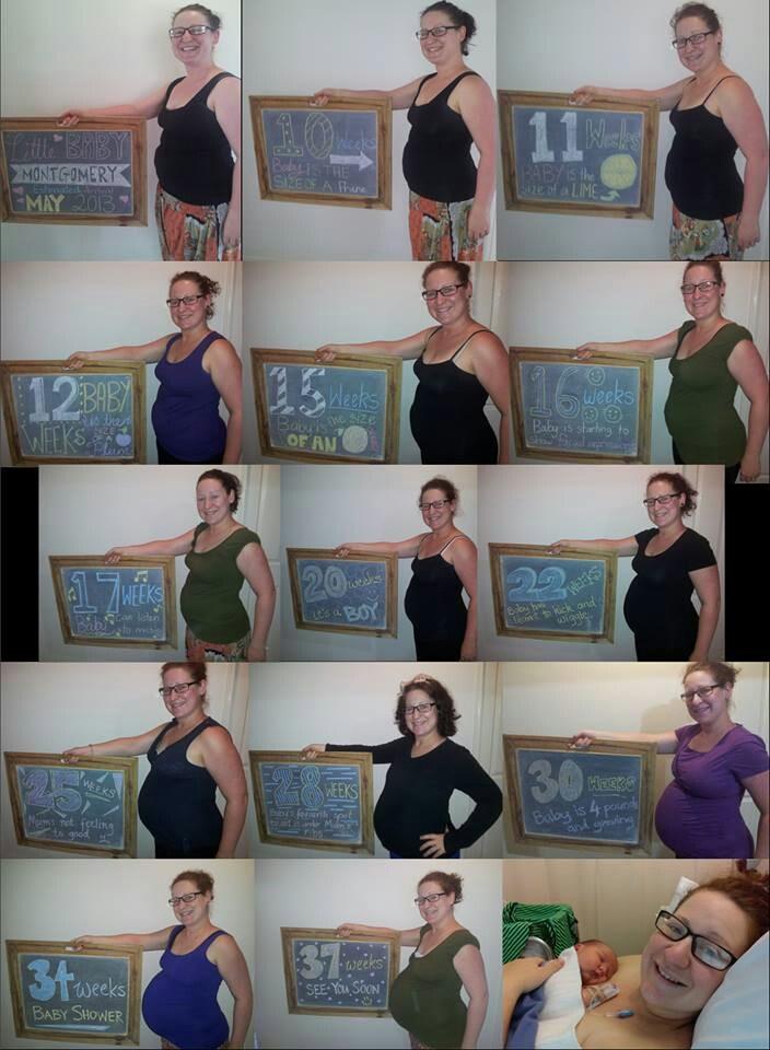38 best Bump 《Timeline》 images on Pinterest | Pregnancy ...