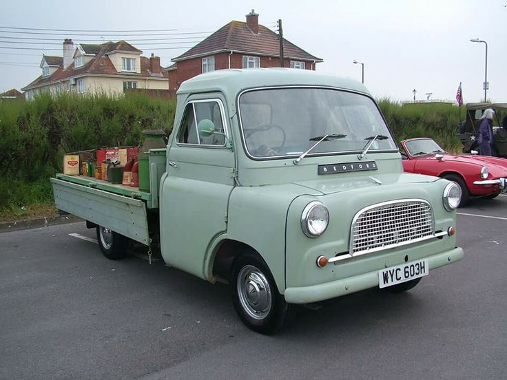 41 best images about BEDFORD PICKUP on Pinterest