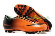 Billiga fotbollsskor 2013 Nike Mercurial Vapor IX AG CR apelsin svart