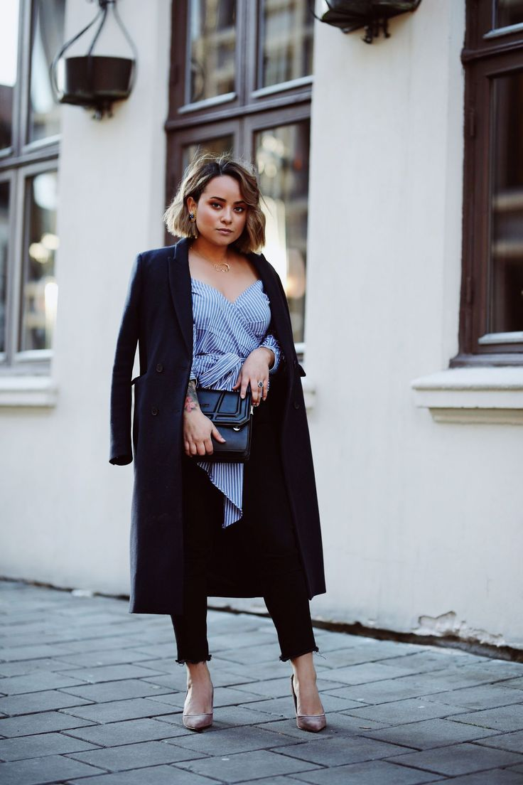 HOW TO STYLE A CLASSIC COAT..